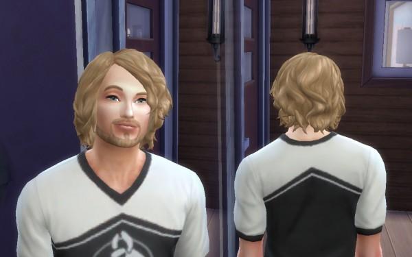 Mystufforigin: Delirious for Men for Sims 4