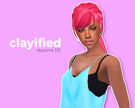 Hab Sims: +200 Followers gift! for Sims 4