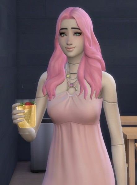 Mod The Sims: Spa Day Hair Recolours by SouperCooky for Sims 4