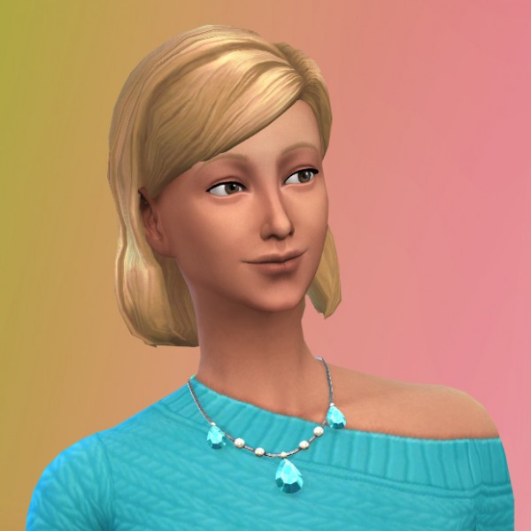 xldsimsdownloads: The Specialist   Traynor's Hair for Sims 4
