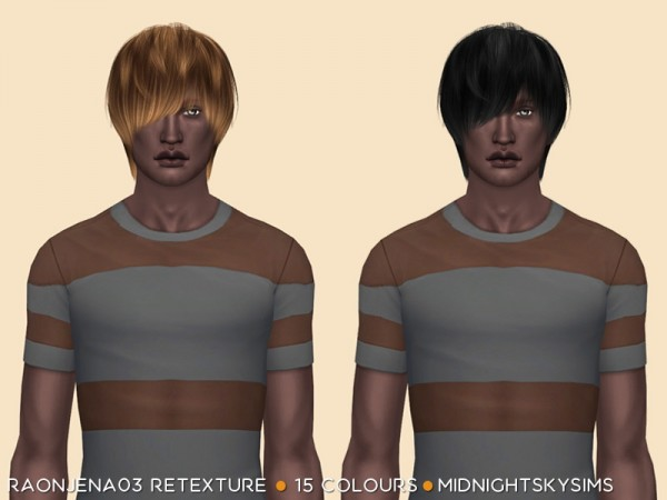 Simsworkshop: Raonjena 03 Natural Retextured by midnightskysims for Sims 4