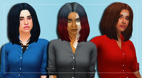 Weepingsimmer: Laura Clayified   900 Followers Gift for Sims 4