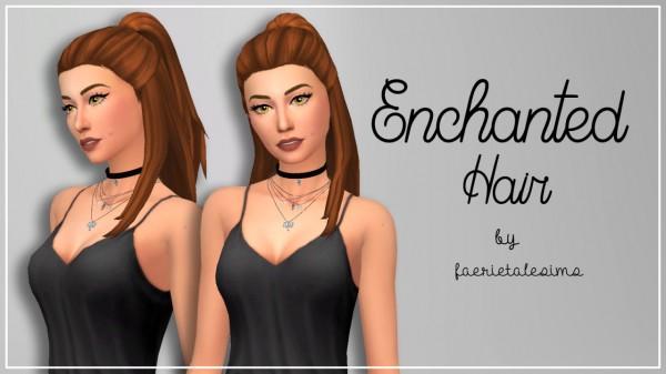 Faerietalesims: Enchanted Hair for Sims 4