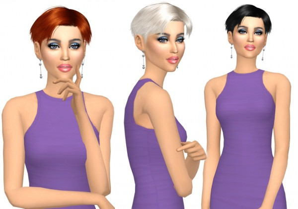 Sims Fun Stuff: Maysims 174 Retextured for Sims 4
