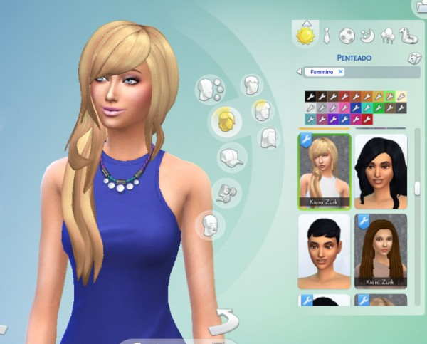 Mystufforigin: Cool Sims 40 Hair Conversion for Sims 4