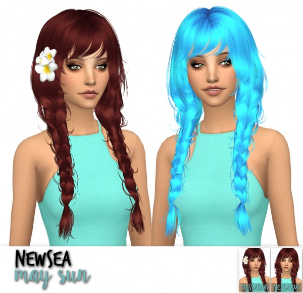 Nessa sims: Newsea`s May Sun, picnic and Sophie for Sims 4
