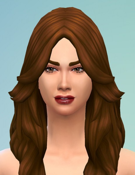 Birksches sims blog: Sunwave Hair for Sims 4