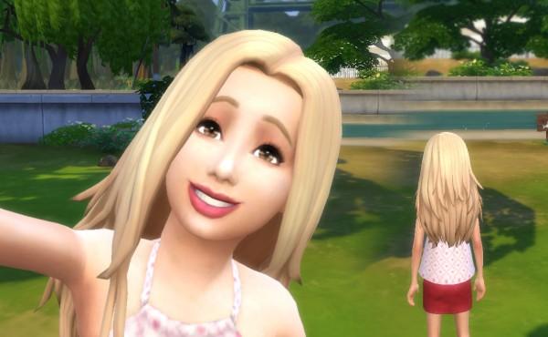 Mystufforigin: Harmony for Girls for Sims 4