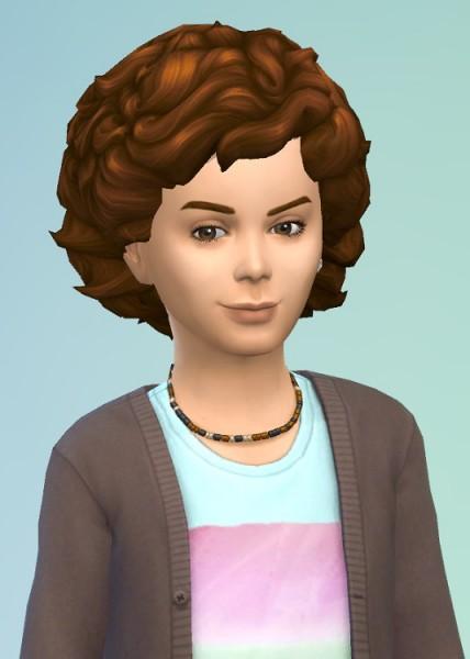 Birksches sims blog: Big Curls Hair for Sims 4