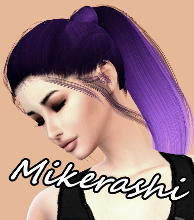 Mikerashi Leahlillith S Everlast Hair Retextured Sims 4