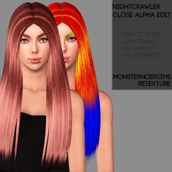 Joseph Sims: Mini hair dump for Sims 4