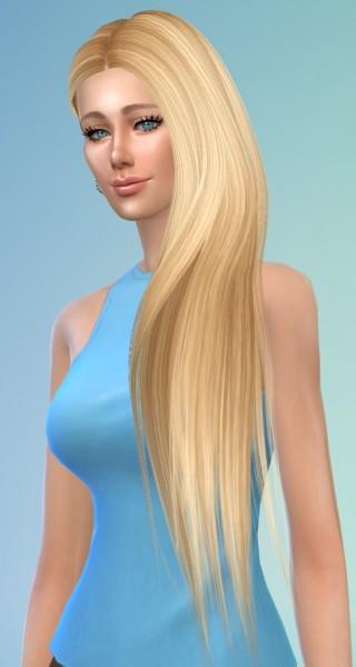 Sims Fun Stuff: Butterflys`s 146 hair retextured v2 for Sims 4