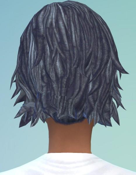 Birksches sims blog: Doro Dreads for Sims 4