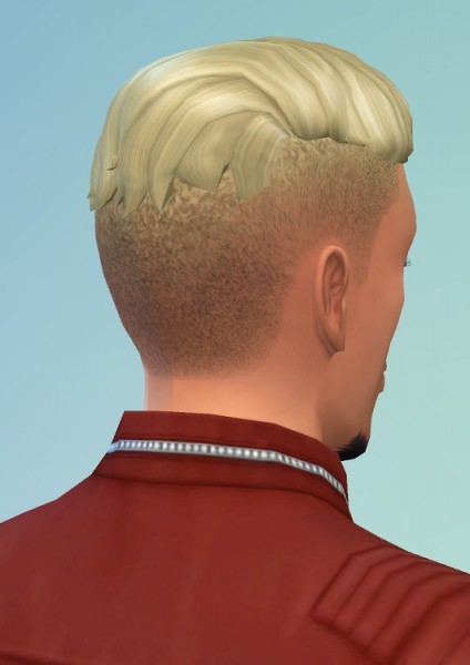 Birksches sims blog: Stone Age Hair for Sims 4
