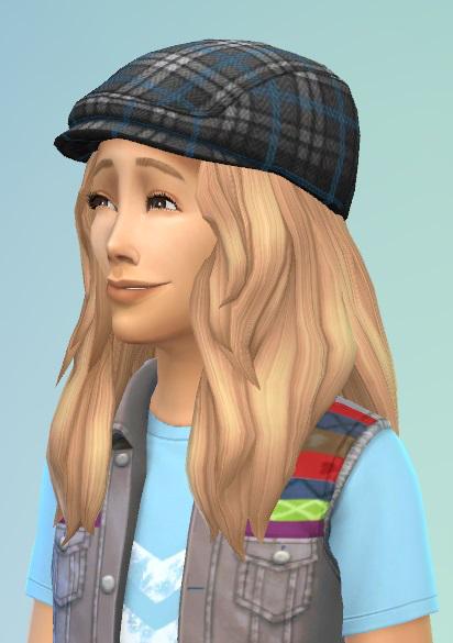 Birksches sims blog: Boys need long hair for Sims 4