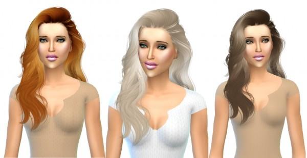 Sims Fun Stuff: Jakea`s Eternity hair retextured for Sims 4