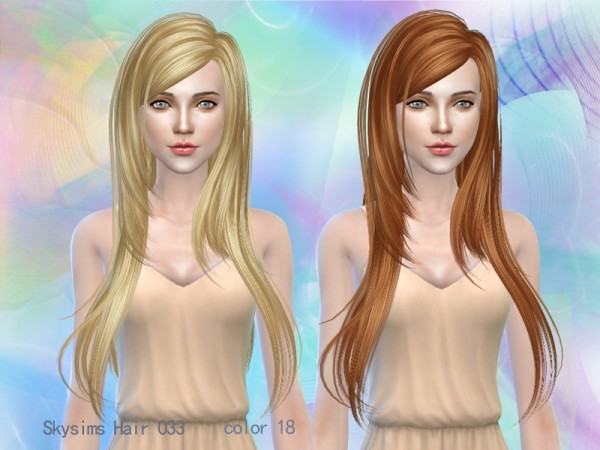 Butterflysims: Hai 023 by Skysims for Sims 4