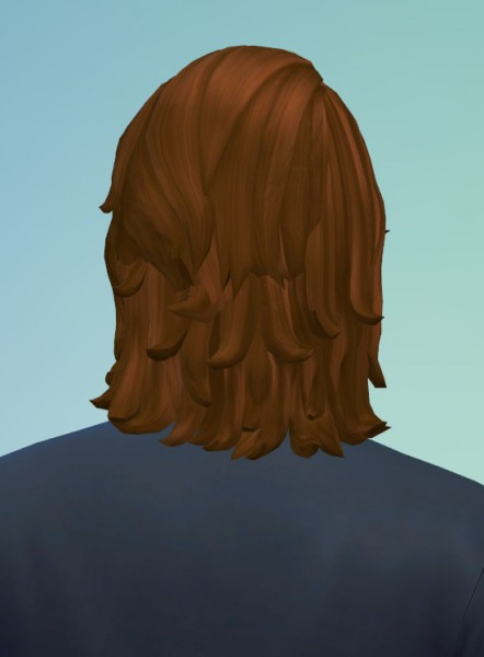 Birksches sims blog: Ralph F. Hair for Sims 4