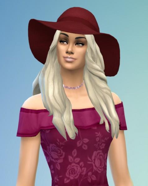 Birksches sims blog: Dreamcatching Hair for Sims 4
