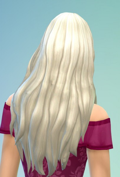 Birksches sims blog: Dreamcatching Hair for Sims 4