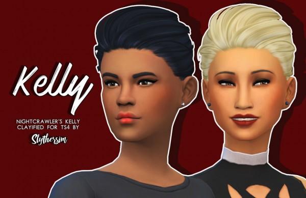Slythersim: Nightcrawler's Kelly Clayified for Sims 4
