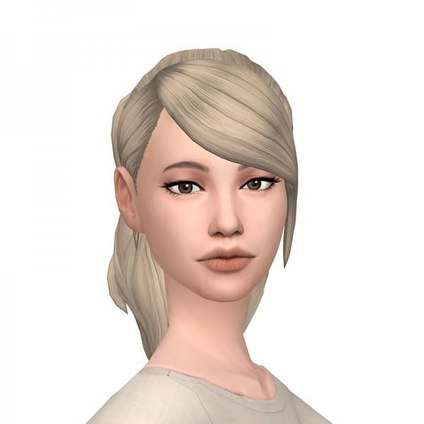 Deelitefulsimmer: Schuyler hair recolors for Sims 4