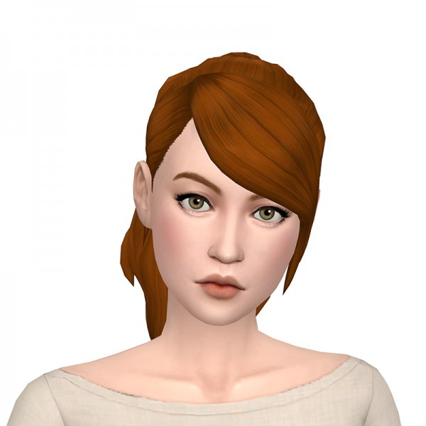 Deelitefulsimmer: Schuyler hair recolors for Sims 4