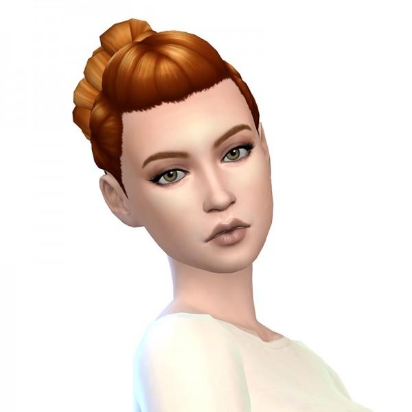 Deelitefulsimmer: Enrique`s Guru hair recolors for Sims 4