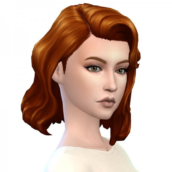 Deelitefulsimmer: Lora hair recolor for Sims 4