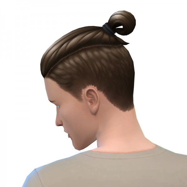 Deelitefulsimmer: City Living Men`s hair recolors for Sims 4