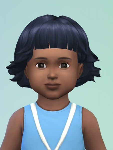 Birksches sims blog: Toddler Bob for Sims 4