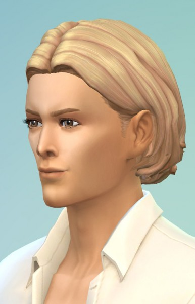 Birksches sims blog: Street Boy Hair for Sims 4