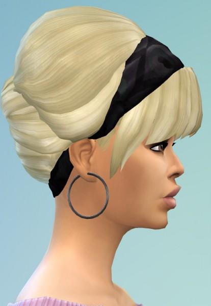 Birksches sims blog: Beah hair for Sims 4