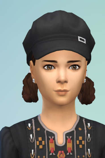 Birksches sims blog: Hairwings for Girls and Toddlers for Sims 4