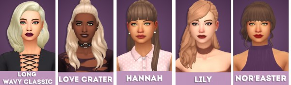 Stargirl Sims: 1000+ Folllowers Gift   Part 1 for Sims 4