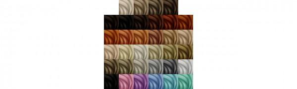 Deelitefulsimmer: Ariana hair retextured for Sims 4