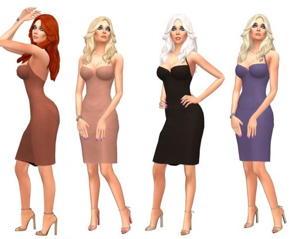 Sims Fun Stuff: Sunwave hair retextured for Sims 4