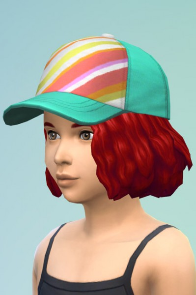 Blackys Sims 4 Zoo: Twistout hair retextured by mammut for Sims 4