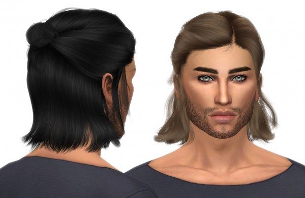 Kenzar Sims: Wings OS0306 Naturals for Sims 4