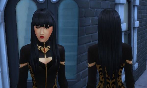 Mystufforigin: Twists Long Version 2 for Sims 4