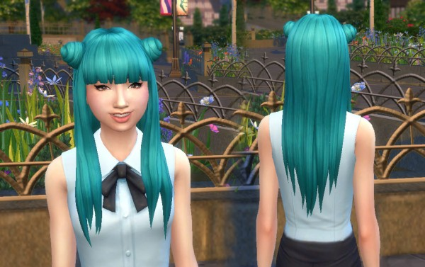 Mystufforigin: Twists Long Conversion for Sims 4