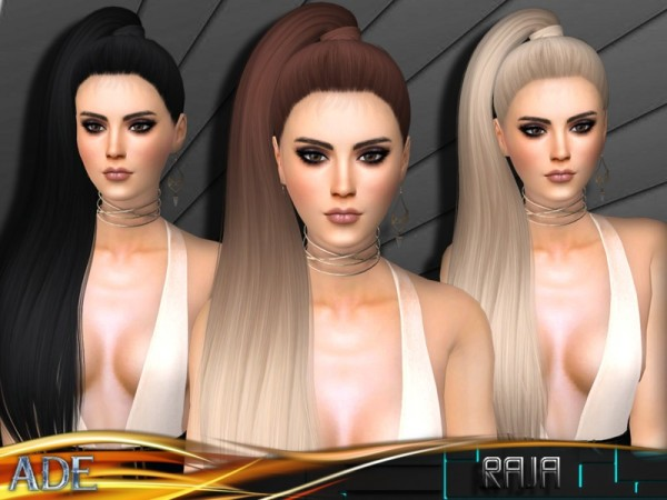 The Sims Resource: Raja hai by Ade Darma for Sims 4