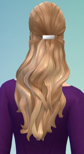 Birksches sims blog: Brigitte Hair for Sims 4