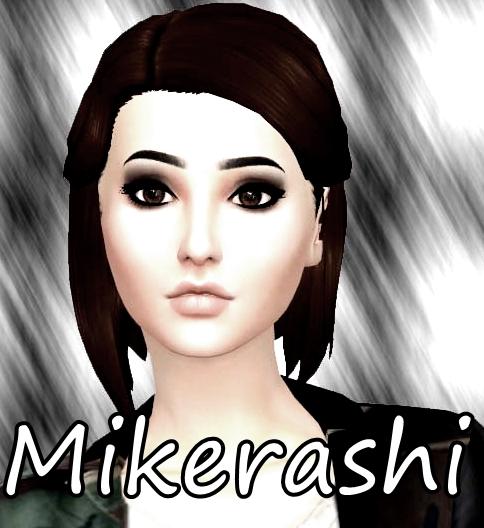 Mikerashi: Emma Hair for Sims 4