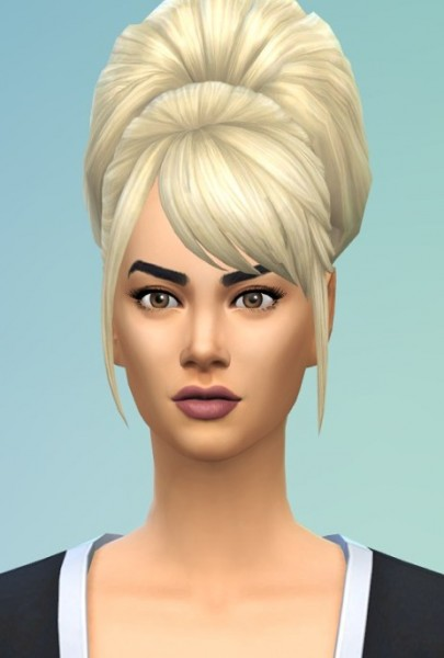 Birksches sims blog: Rock'nRollHair for Sims 4