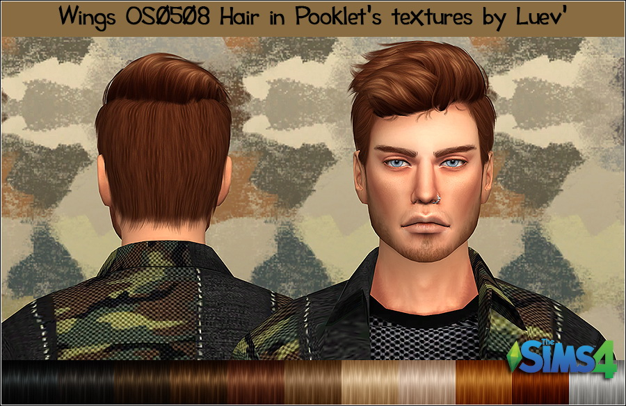 Sims 4 Hairs Mertiuza Wings Os0508 M Hair Retextured