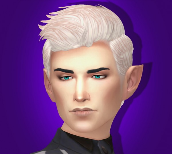 Slythersim: Ade and Wingssims Clayified for Sims 4
