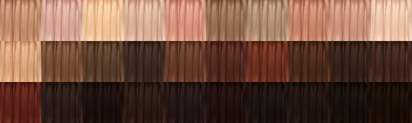 Littlecrisp: GrimCookies' Diana and Wildspits' Summer Hair Recolored and Retextured for Sims 4