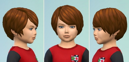 Birksches sims blog: Toddlers PixieBob 2 Versions for Sims 4