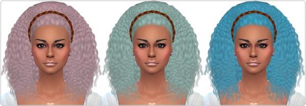 Annett`s Sims 4 Welt: Monster Madness Hair Recolors for Sims 4